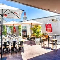 Sydney Rooftop Restaurants Zomato