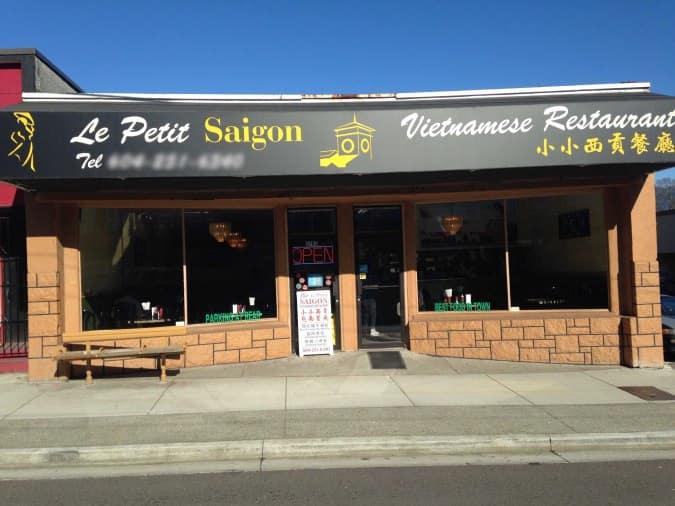 Indian Food Vancouver Hastings