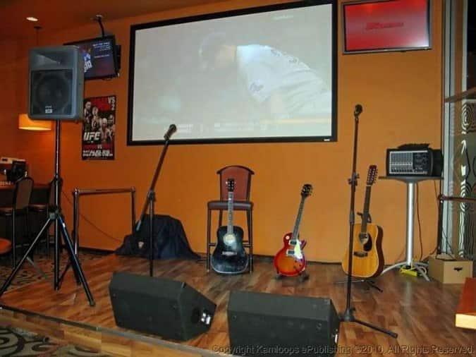 Barside Lounge Kamloops