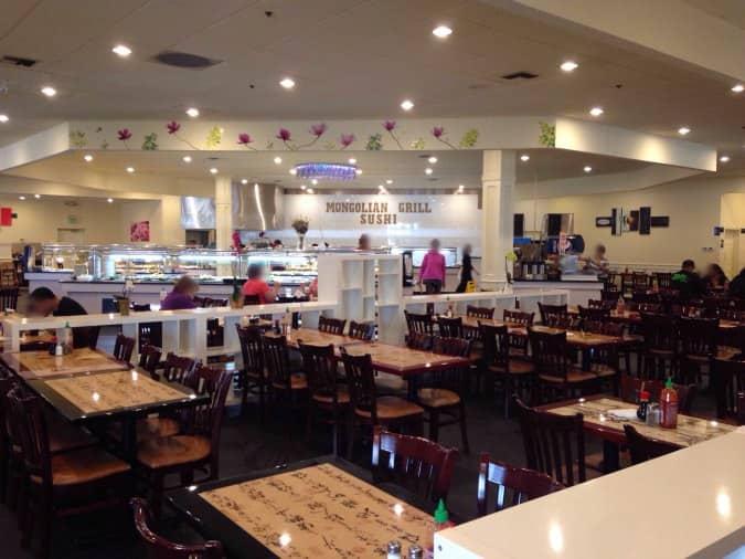 Hibachi Buffet Menu For Auburn Urbanspoon Zomato