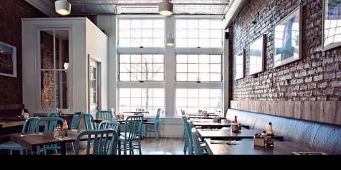 Popular Cafe West Loop Chicago