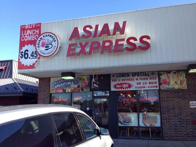 chicago asian restaurant