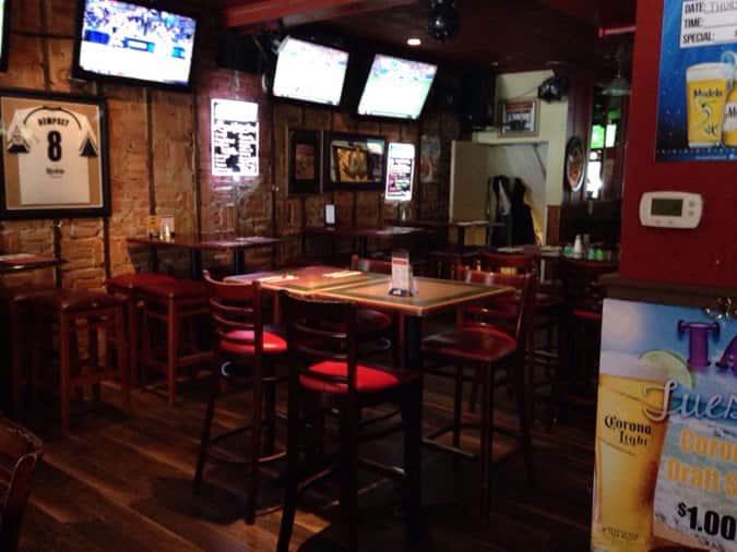 restaurant review reviews bourbon street cafe bayside queens york