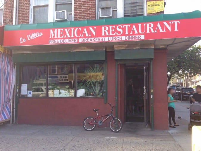 La Villita Mexican Restaurant Brooklyn New York City
