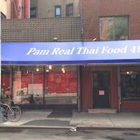 Pam Real Thai New York New York City Urbanspoon Zomato