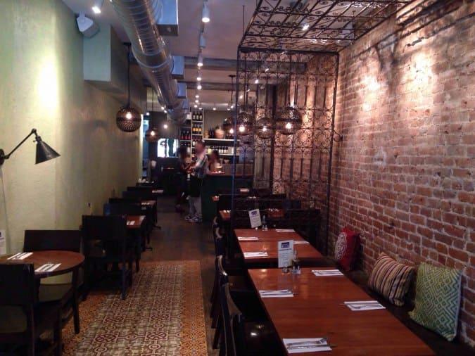 Merveilleux Hummus Kitchen, New York, New York City   Urbanspoon/Zomato