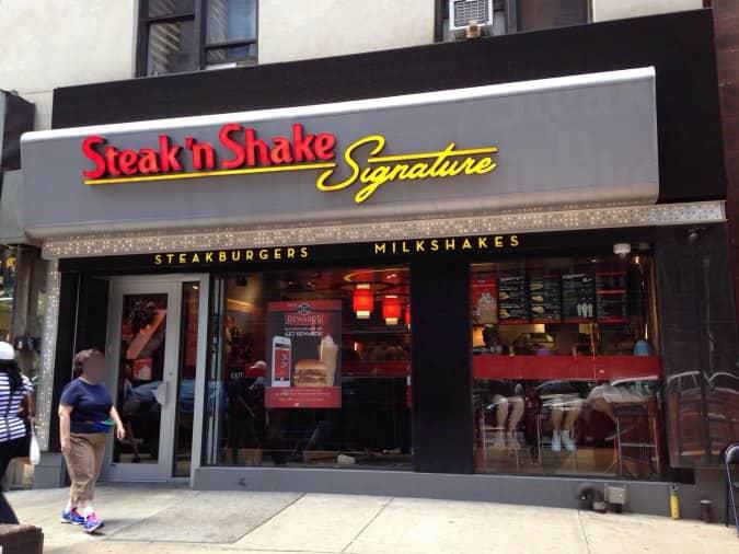 New York Theater District Steak Restaurants