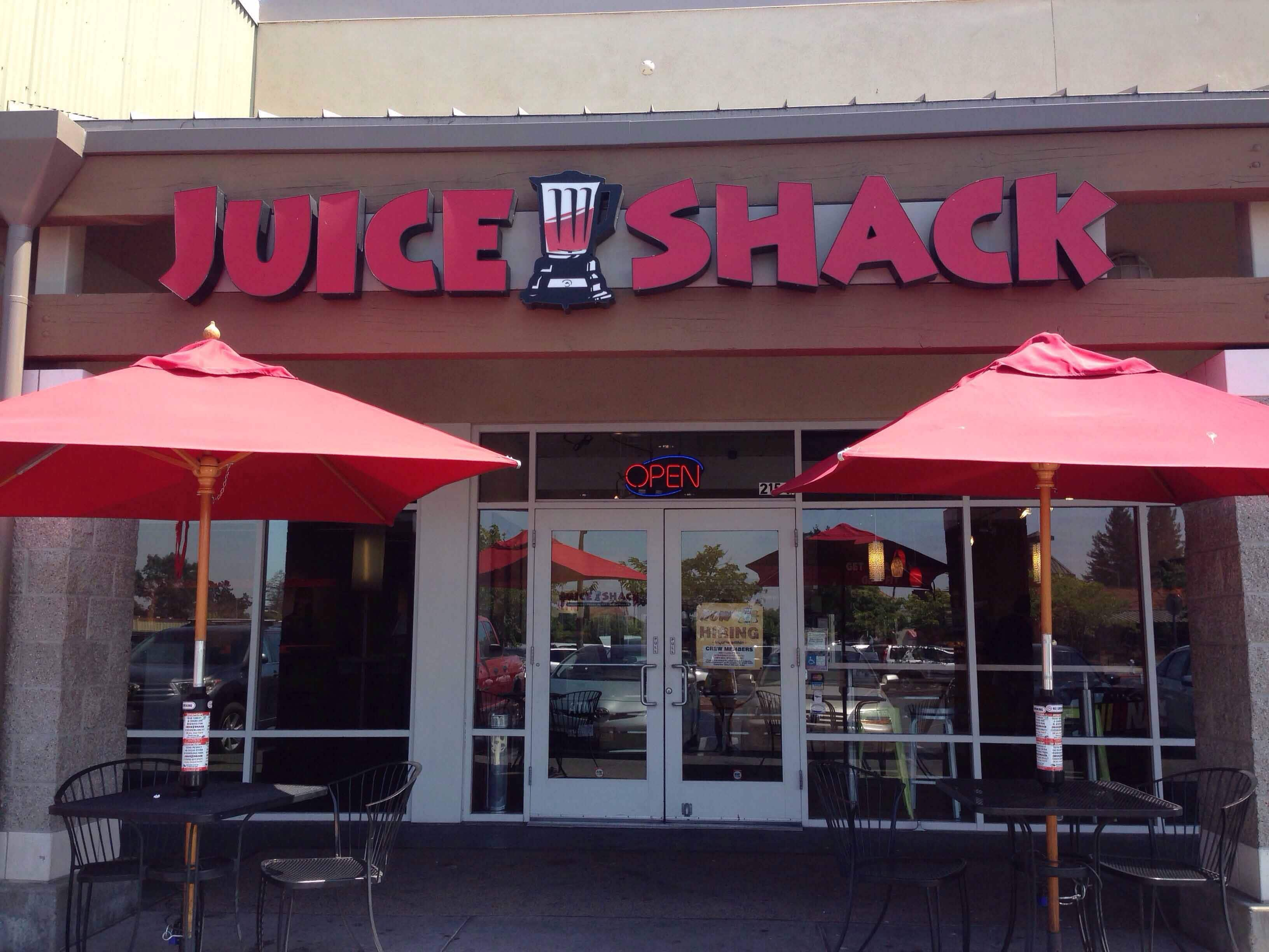 Juice shack santa rosa