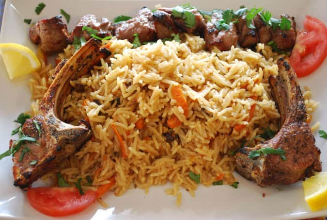 The afghan village restaurant sharpstown houston for Afghan cuisine houston tx