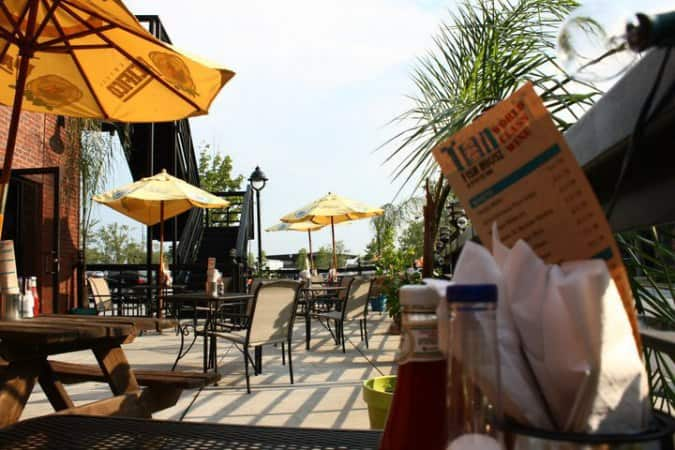 Tin can fish house and oyster bar sandy springs atlanta for Penns fish house