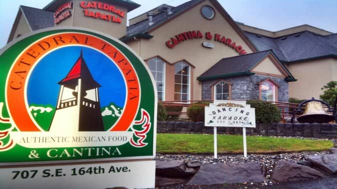 Cathedral Mexican Food Vancouver Wa