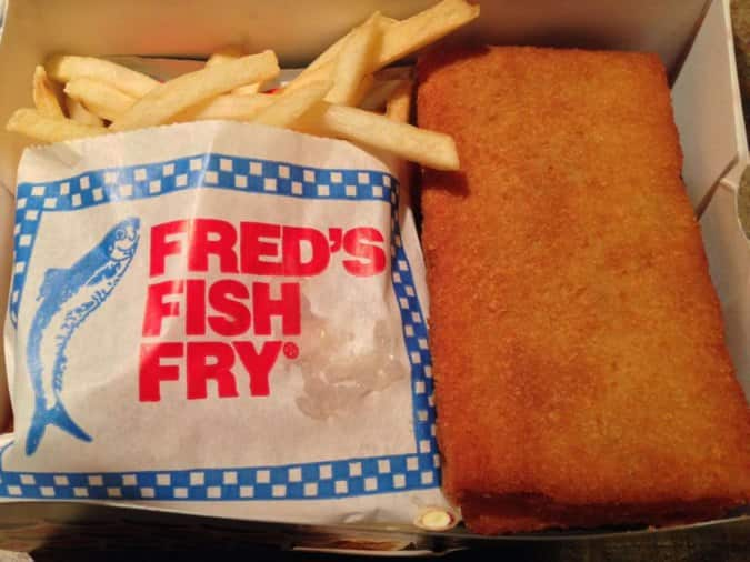 fred 39 s fish fry nogalitos palm heights san antonio