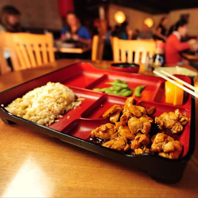 Bento japanese restaurant sushi bar menu urbanspoon zomato for Food bar tuscaloosa