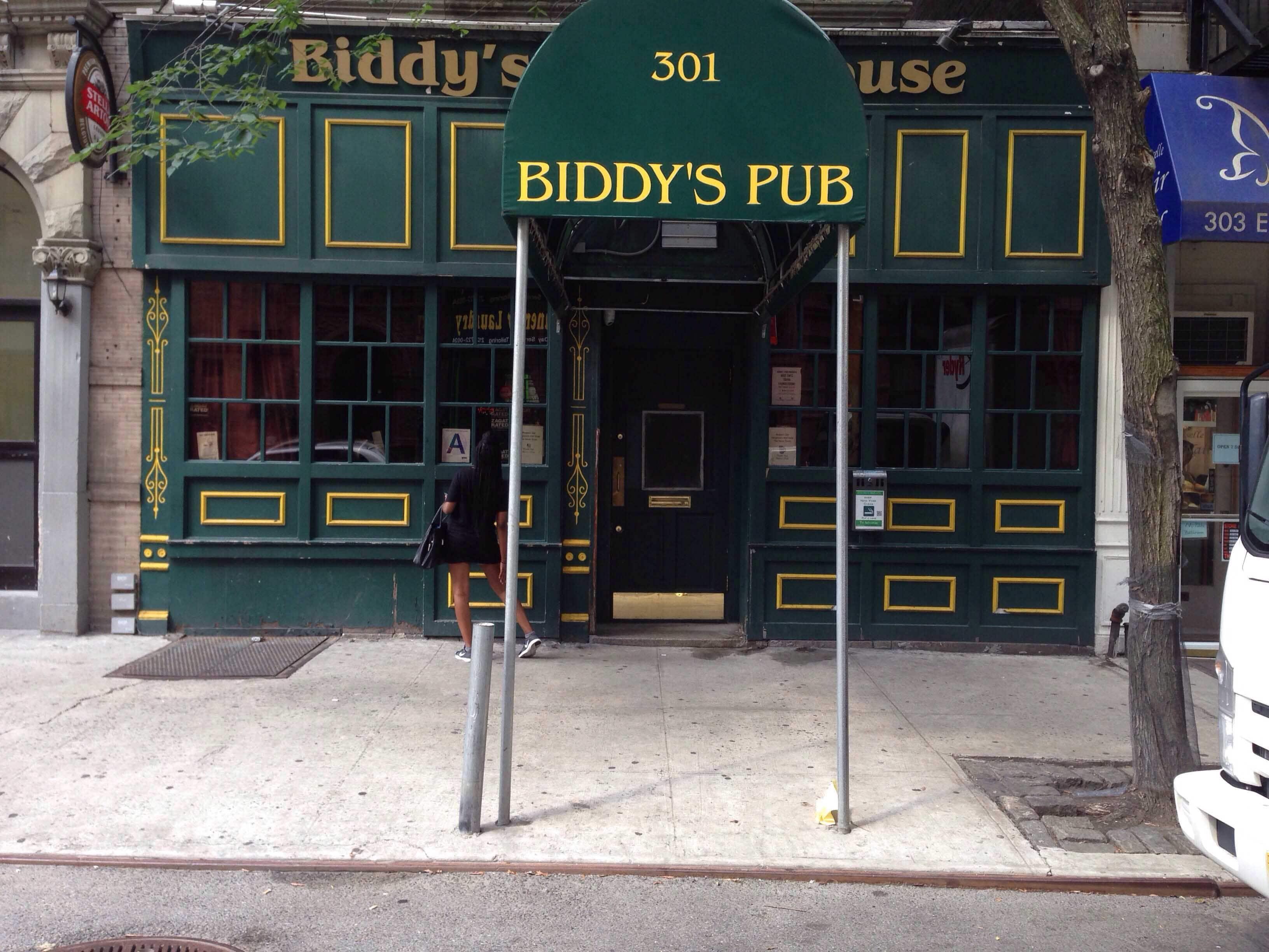 Biddy S Pub Upper East Side New York City