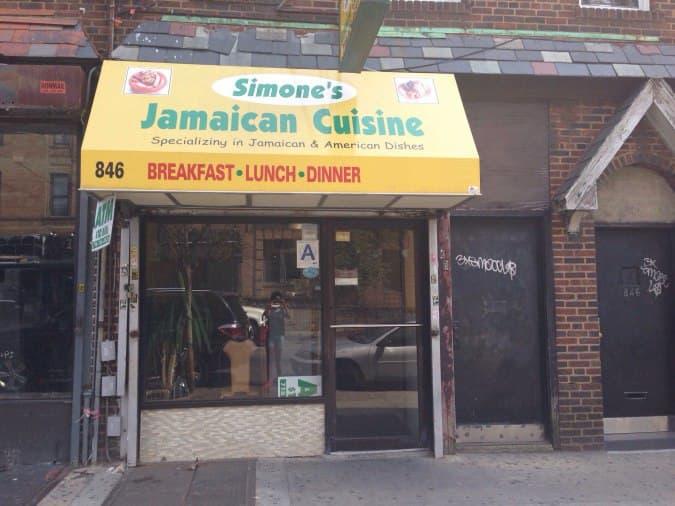 Simone S Jamaican Cuisine East Flatbush New York City