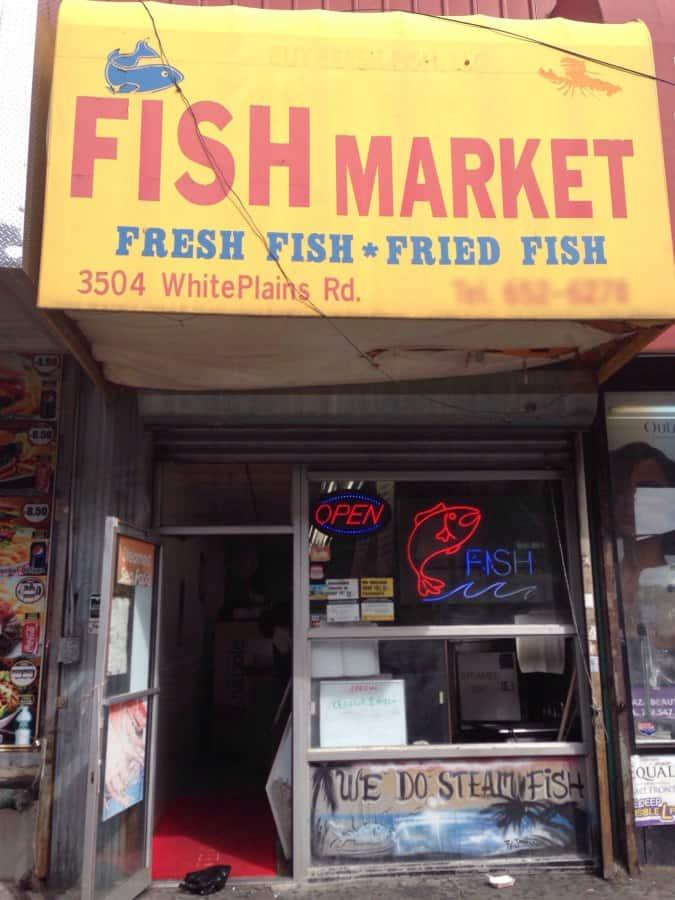 Fish Market, Williamsbridge, New York City