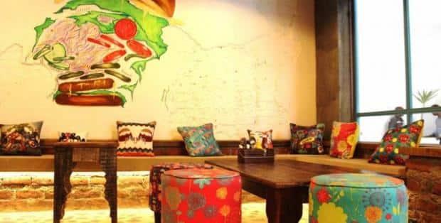 Bobby Roy\'s review for Cafe Delhi Heights, R K Puram, New Delhi on ...