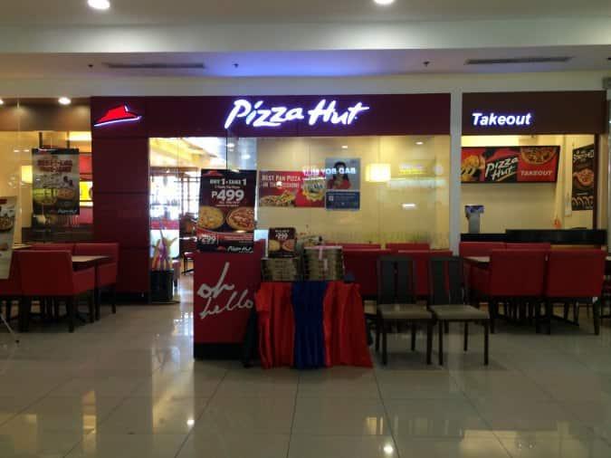 Pizza Delivery  Hours Quezon City