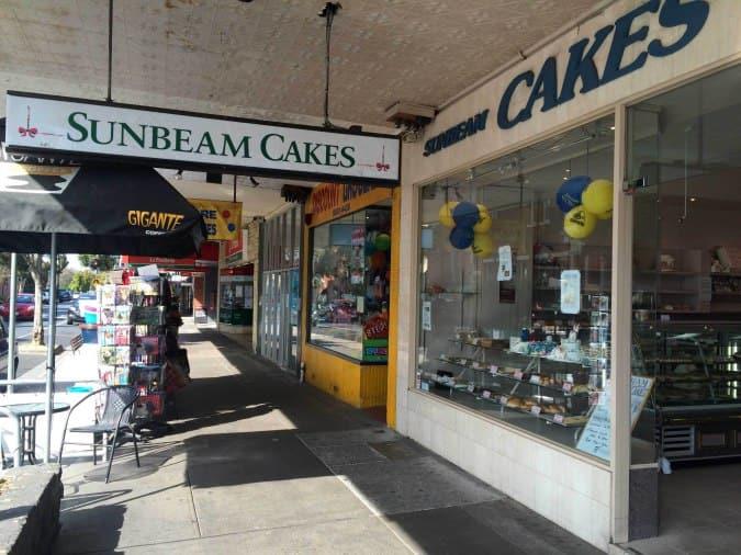 Sunbeam Cakes Mentone
