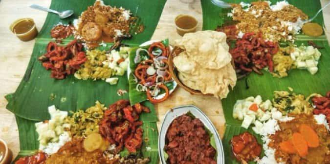 Restoran Sri Nirwana Maju Bangsar Baru Kuala Lumpur Zomato Malaysia
