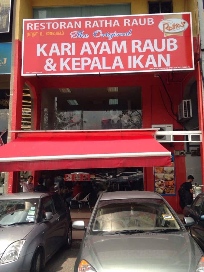Damansara Utama Malaysia  city photo : Restoran Ratha Raub, Damansara Utama, Selangor Zomato Malaysia