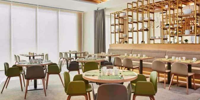 The Garden Grille Hilton Garden Inn Dubai Mall Of The Emirates Al Barsha Dubai Zomato