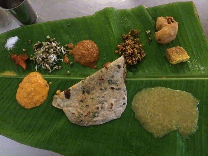 Temple Meals Malleshwaram Bangalore Zomato
