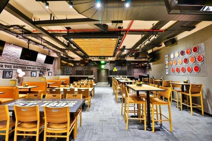 B-Dubs, Gachibowli, Hyderabad - Restaurant - Zomato