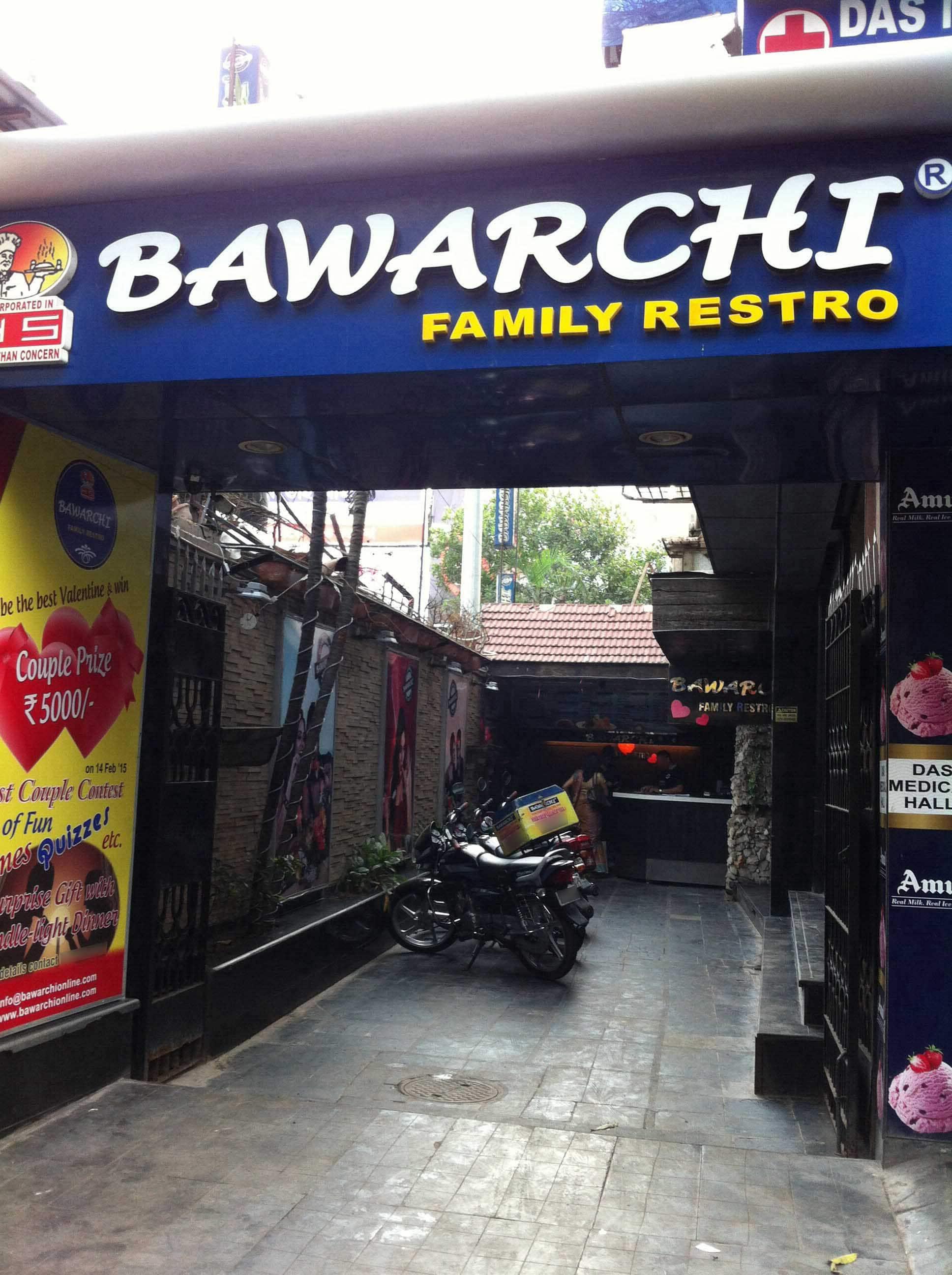 Bawarchi Family Restaurant, Jadavpur, Kolkata - Restaurant