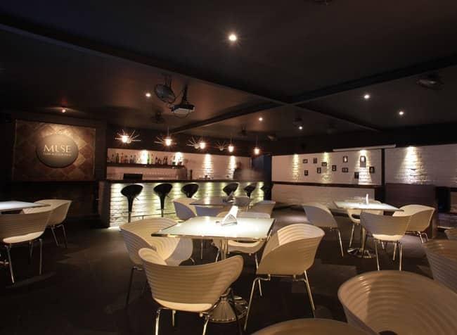 Muse terrace lounge indiranagar bangalore zomato for Terrace restaurants in bangalore
