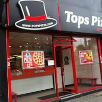 Tops Pizza High Street Acton London Zomato Uk