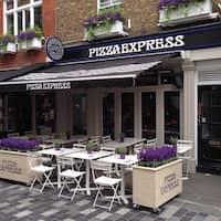 pizza express canary wharf