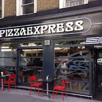 Pizza Express Notting Hill London Zomato Uk