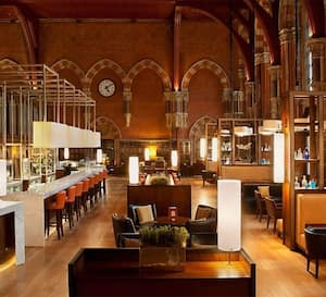 The Booking Office St Pancras Renaissance Hotel King S Cross London