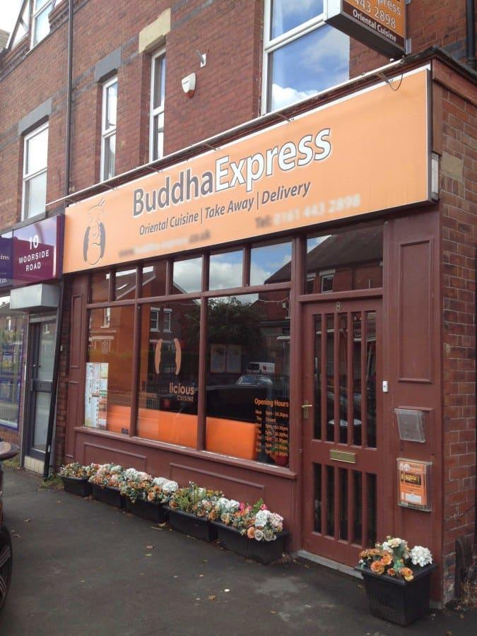 buddha express heaton moor manchester zomato uk
