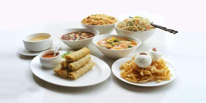 Wangs Kitchen Ashok Nagar Menu