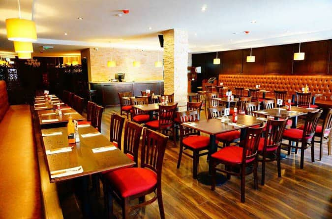 Grill Restaurant Birmingham City Centre