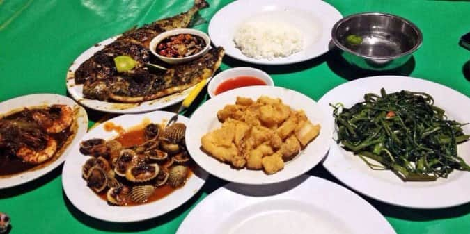 Image result for seafood ayu