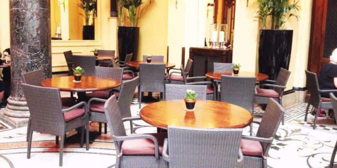 A Room In Leith Dinner Menu