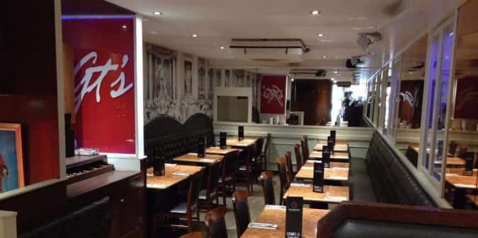 No  Restaurant Edinburgh Opening Hours