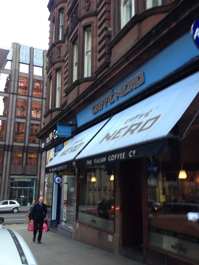 Breakfast Cafe Glasgow City Centre