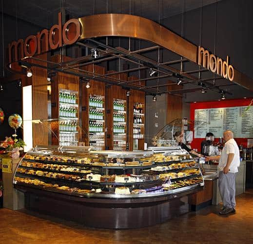 Mondo Cafe Hastings Menu