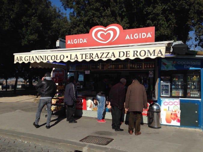 Ar Gianicolo La Terrazza De Roma Trastevere Roma Zomato