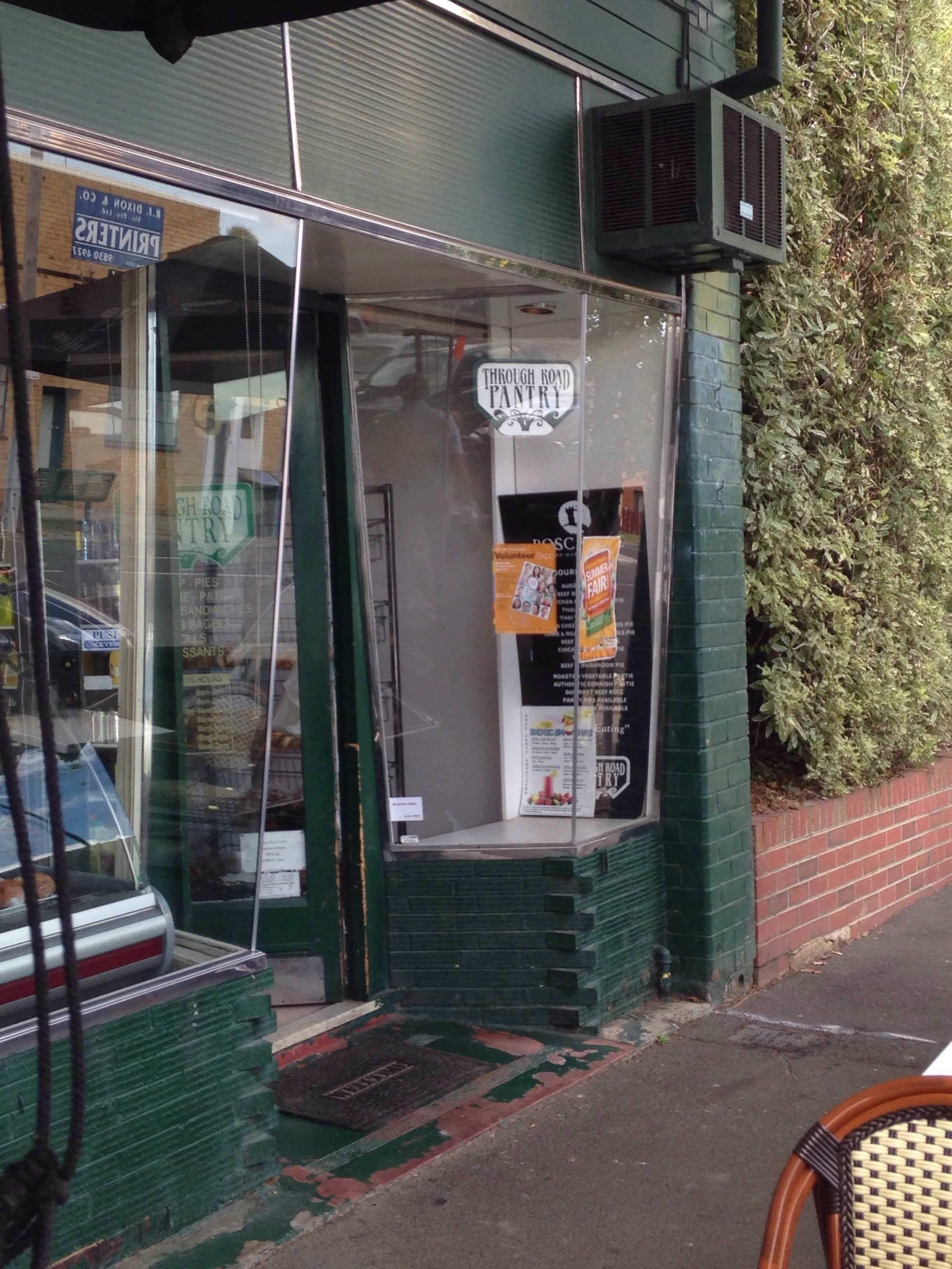 Through Road Pantry, Camberwell, Melbourne   Zomato