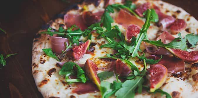 Happy Camper Pizza Menu For St Kilda Melbourne