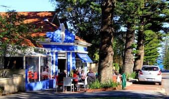 John Street Cafe Cottesloe P Os
