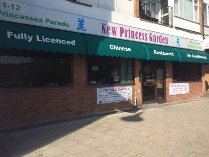 Chinese Food Take Away Dartford