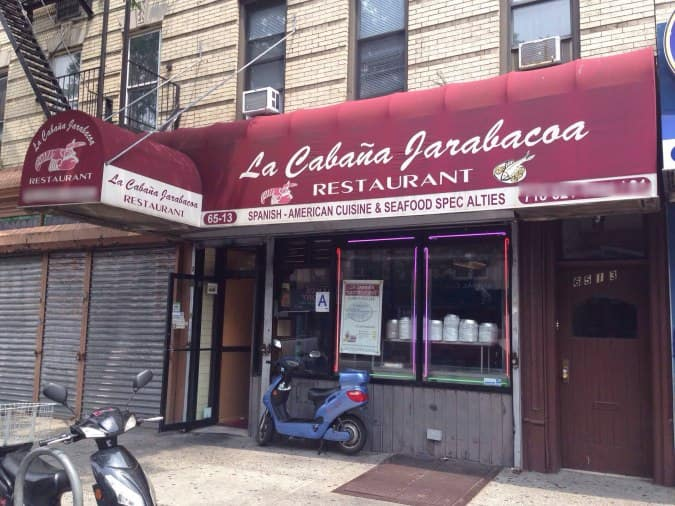 La Cabana Jarabacoa Ridgewood New York City Urbanspoon