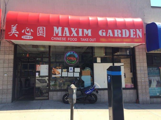 Maxim Garden Chinese Restaurant, Jamaica, New York City   Urbanspoon/Zomato