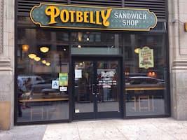 Potbelly Sandwich Shop, New York, New York City - Urbanspoon/Zomato